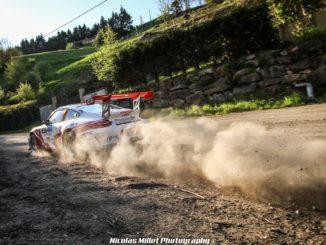 Liste des engagés Rallye Vosgien 2018