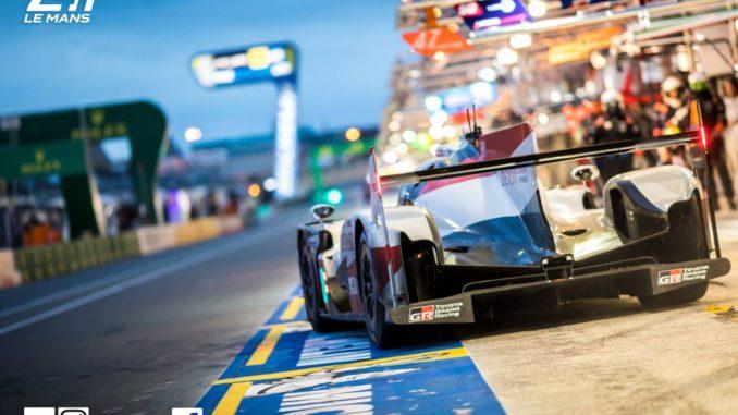 Toyota et Alonso s'imposent aux 24 Heures du Mans 2018