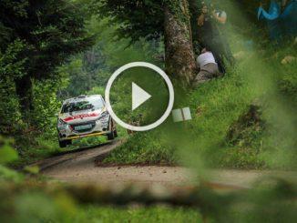 Vidéos Rallye Vosges 2018