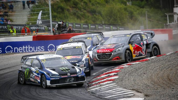 World RX : week-end difficile pour les français à Hell