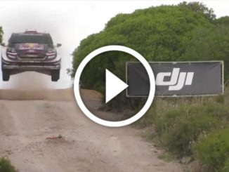 Vidéos Rallye Sardaigne 2018