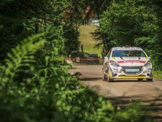 Rallye Rouergue 2018 –Hugo Margaillan : Objectif ERC en Aveyron !