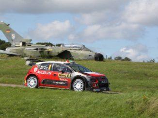 Liste des engagés Rallye Allemagne 2018