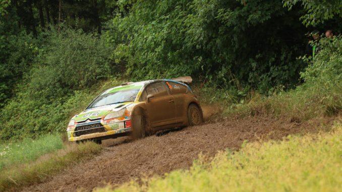 Engagés Rallye Terre de Langres 2018