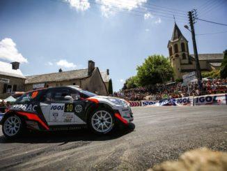 Rallye Montagne Noire 2018