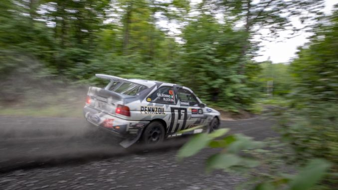 Rip Cossie Escort Cosworth Ken Block