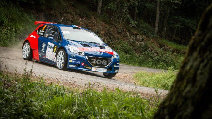 Classement Rallye Rouergue 2018
