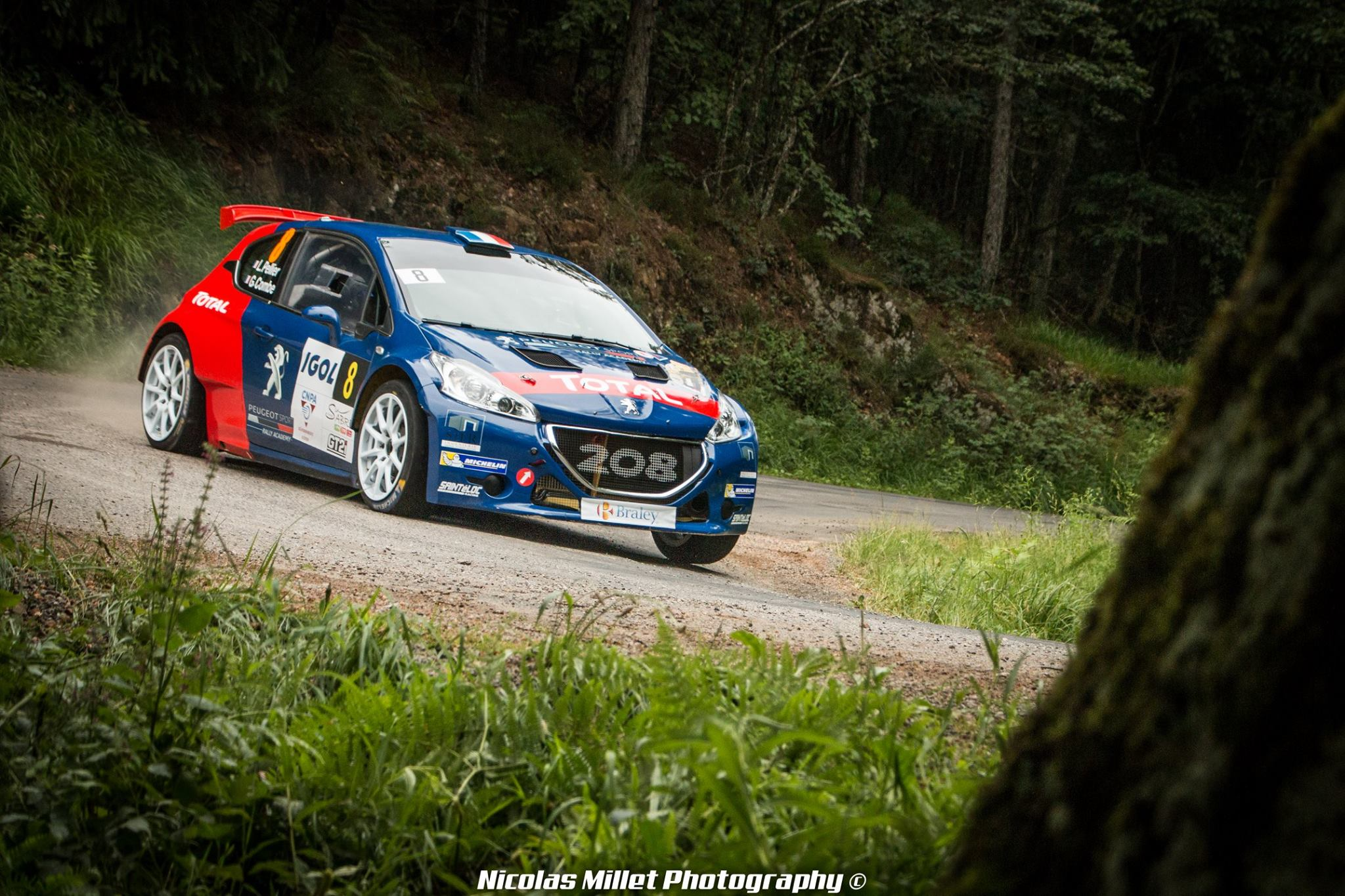 Rallye rouergue 2018