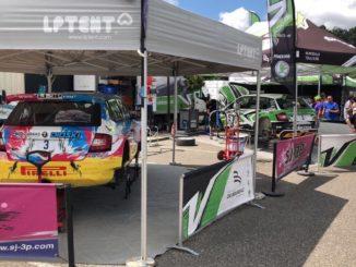 Engagés Rallye du Béarn 2018