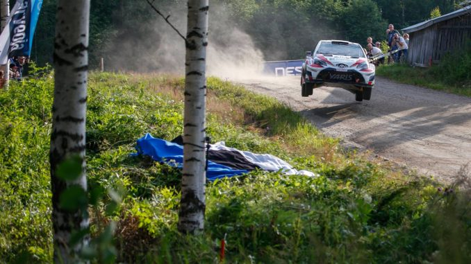 Programme TV Rallye Finlande 2018