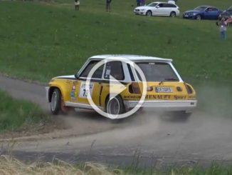 Vidéos Eifel Rallye Festival 2018
