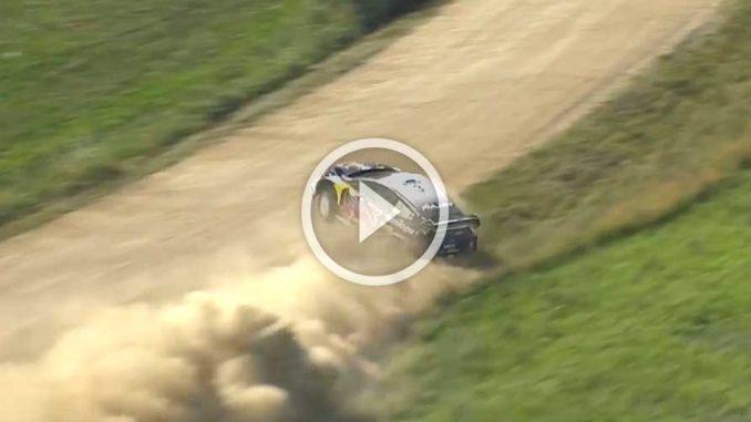 Vidéos Rallye Finlande 2018