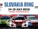 Programme WTCR Slovaquie 2018