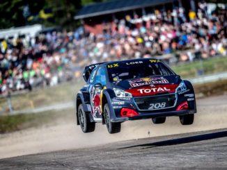 """WorldRX Canada 2018 – Sébastien Loeb : """"… dans le match pour la victoire"""""""