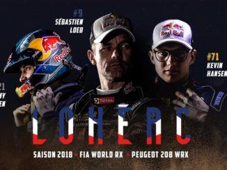 """WorldRX :Loheac - Loeb : """"pas de grands secrets"""""""