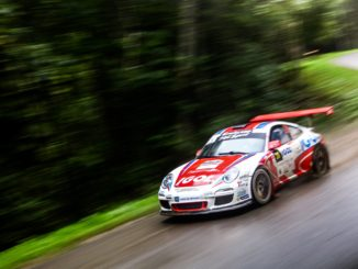 Liste des engagés Rallye Mont-Blanc 2018
