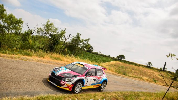 Engagés Rallye du Chasselas 2018