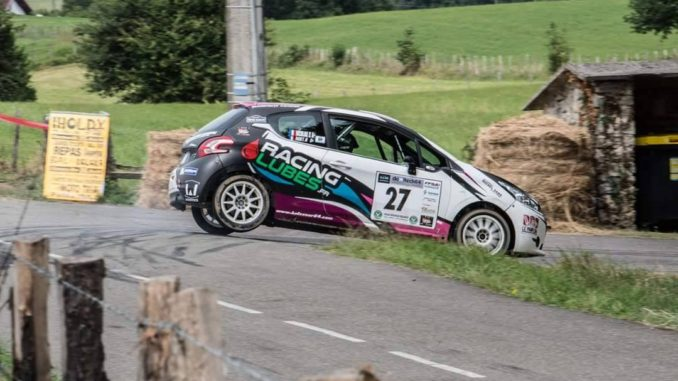 Rallye du Pays Basque 2018