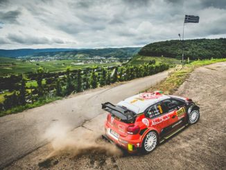 Programme TV Rallye Allemagne 2018