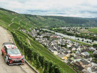 les spéciales du Rallye Allemagne 2018