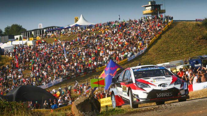 Rallye Allemagne 2018 : Tanak encore !