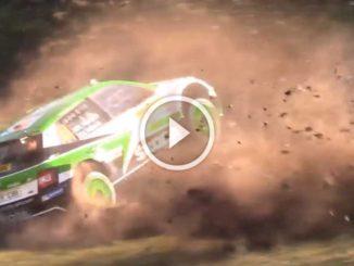 Vidéos Rallye Allemagne 2018