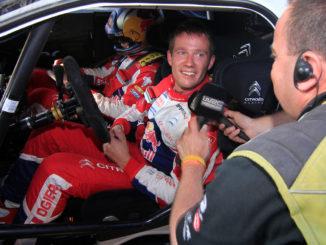 Sébastien Ogier retour aux sources chez Citroën