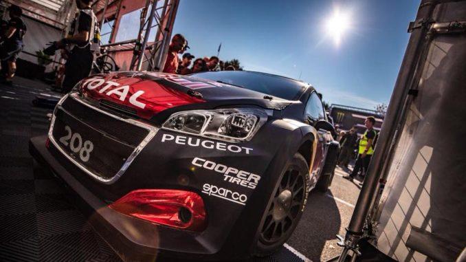 World RX USA – Loeb : «me battre pour la victoire »