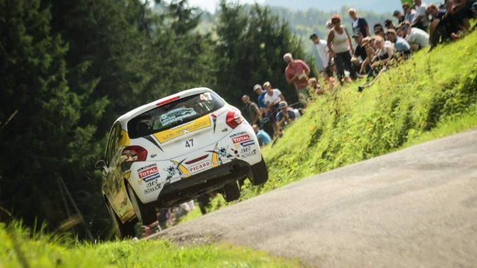 "208 Rally Cup - Hugo Margaillan : ""J'ai franchi un step"""