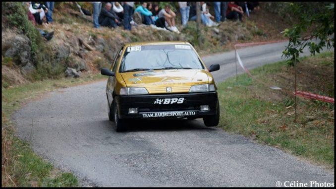 Engagés Rallye des Camisards 2018