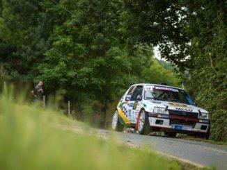 Liste des engagés Rallye Coeur de France 2018