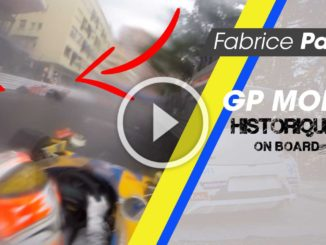 Fabrice Pantani GP Monaco Historique 2018