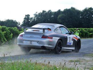 Rallye Vienne et Glane 2018 : présentation