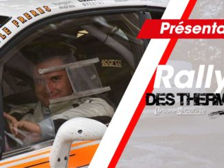 Rallye des Thermes 2018 : présentation