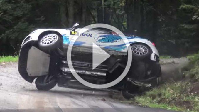 Vidéos Rallye Mont-Blanc 2018