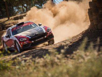 Engagés Rallye Terre des Cardabelles 2018