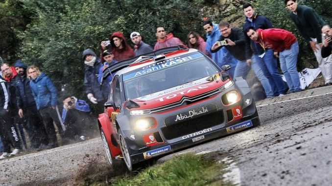 Rallye Espagne 2018 : Loeb