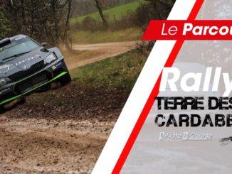 Cartes et programme Rallye Terre des Cardabelles 2018