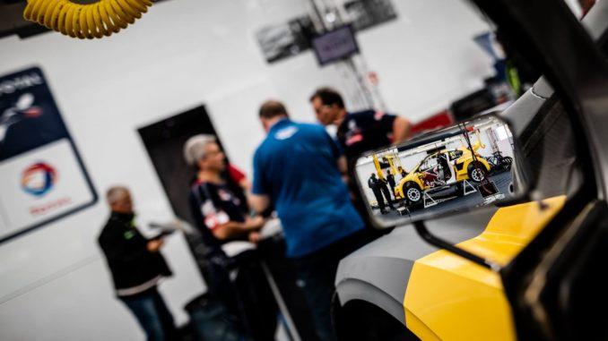 Peugeot Sport arrête le Rallycross