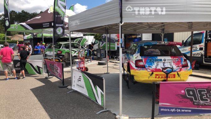 Engagés Finale des Rallyes 2018