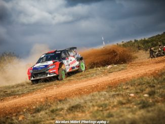 Classement Rallye Terre des Cardabelles 2018