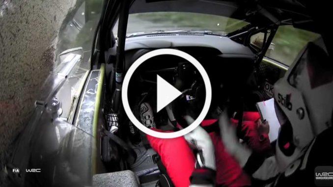Vidéos Rallye Grande-Bretagne 2018