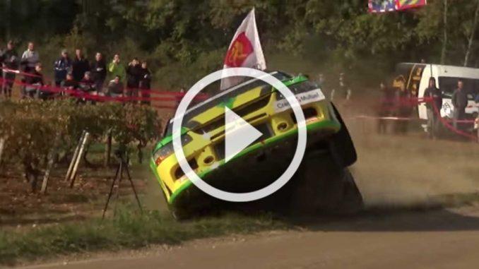 Vidéos Finale des Rallyes 2018