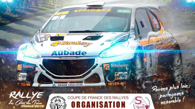 Rallye des Côtes du Tarn 2018 : présentation