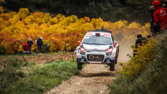Classement Rallye Terre de Vaucluse 2018