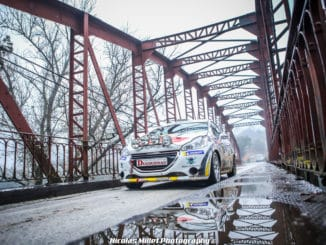 Calendrier 208 Rally Cup 2019