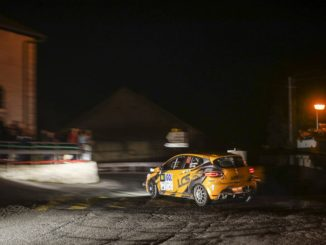 Calendrier Clio R3T Trophy France 2019