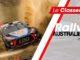 Classement Rallye Australie 2018