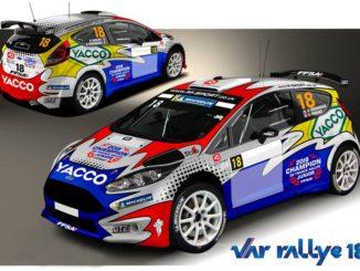 Fourmaux : Le Var et 5 rallyes en WRC2
