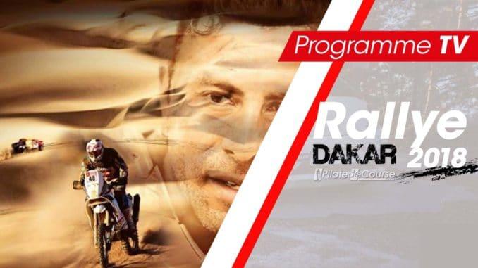 Programme TV Rallye Dakar 2019